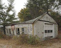 The ruins of Scoppee's Garage - Jonesboro