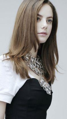 Brunette, actress, Kaya Scodelario, 720x1280 wallpaper
