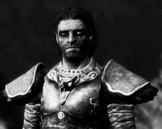 Skyrim character : Vilkas by skyrimphotographer