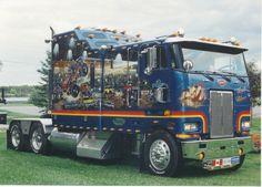 Semi Show Trucks -
