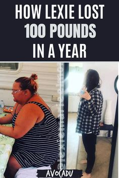 On a daily basis, we are inundated with new fad diets and the latest trends in weight loss. Yet, we are more confused than ever on how to lose weight and be healthy. Lexie's weight loss success story is an inspiration and great motivator for anyone struggling to lose weight and keep it off. #avocadu #weightloss #beforeandafter Lose Weight Quick, Trying To Lose Weight, Fast Weight Loss, Weight Loss Program, Weight Loss Success Stories, Success Story, Weight Loss Journey, Work Function, Lose 100 Pounds