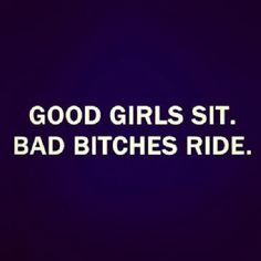Big girls sit, bad girls, bad bitches ride, biker chick - motorcycle quote - sportbike -- love this! Jeep Tattoo, Downhill Bike, Lady Biker, Biker Girl, Girl Motorcycle, Motorcycle Memes, Hyabusa Motorcycle, Women Motorcycle Quotes, Motorcycle Gifts