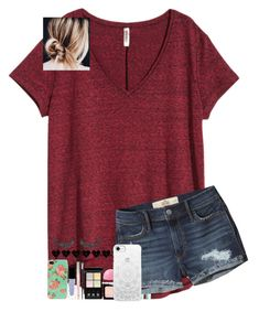 """""""travel #3 ♡ mountions"""" by hhaileyyyy on Polyvore featuring Hollister Co., Casetify and hhaileyyyy"""