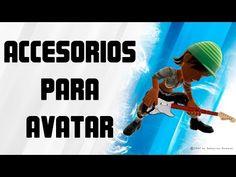 ACCESORIOS PARA TU AVATAR GRATIS [XBOX 360]@IVEGETA IA - YouTube