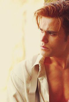 Per Erin's advice, yes I do believe you Paul Wesley would be an excellent choice as well!