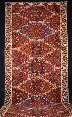 Old Turkish Kayseri Kilim, Afshar Design, Circa 1940 Oriental Rug, Vivid Colors, Bohemian Rug, Weaving, Rugs, Antiques, Kilims, Pattern, Website