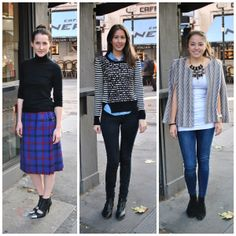 #PushWears with Kat, Tanya and Chloe. All the prints, which do you prefer?
