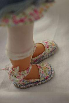 Resultado de imagen para alpargatas crochet para niñas