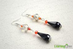 DIY Bead Drop Earrings featured in Sova-Enterprises.com Newsletter!