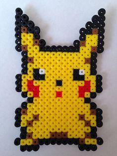 Pikachu / Pokémon / Pokemon / perler bead