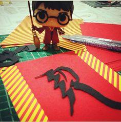 Festa Harry Potter - @mmarteseafins