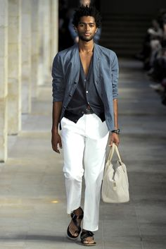 Hermès | Spring 2012 Menswear Collection | Style.com