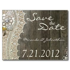 ==>>Big Save on          Rustic Lace Wood Save the Date Postcards           Rustic Lace Wood Save the Date Postcards This site is will advise you where to buyDiscount Deals          Rustic Lace Wood Save the Date Postcards Online Secure Check out Quick and Easy...Cleck Hot Deals >>> http://www.zazzle.com/rustic_lace_wood_save_the_date_postcards-239822260624537576?rf=238627982471231924&zbar=1&tc=terrest