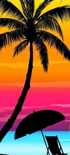 IMAGENS DE ADESIVOS DE UNHAS: Imagens Adesivos Unhas Gratis Tema Verao Praia e Coqueiro-