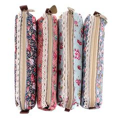 MERSUII Set of 4 Cute Sweety Floral Pen Pencil Bag Case Holder Cover Pouch Bag, School Office Accessories for Students Teens Boys and Girls MERSUII http://www.amazon.com/dp/B00MO9WX5K/ref=cm_sw_r_pi_dp_0oWRvb1H883DA