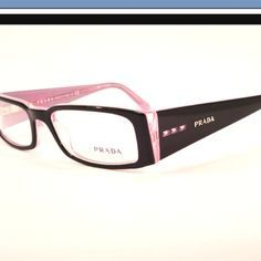 c73f5bd99c New pink prada work glasses not bad  ) private health insurance comes in  handy for something