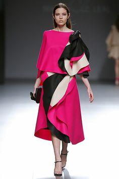 4a899398838f María Clé Leal - EGO - Madrid Fashion Week O I 2015 -2016  mbfwm
