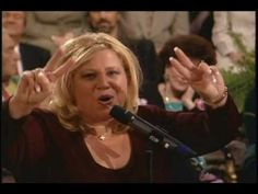 Sandi Patty We Shall Behold Him DR-Dottie Rambo's Song....I love this Song!