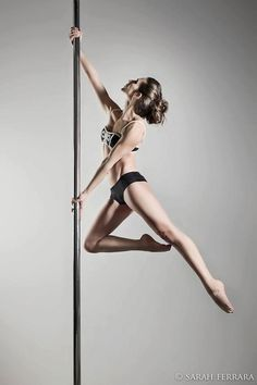 Tinkerbell Pole Dancing  Tried it, loved it! Looks great :)