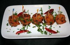 The Food of Downton Abbey: Chambord Shrimp