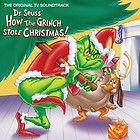 Dr. Seuss - How The Grinch Stole Christmas - Green Vinyl - New