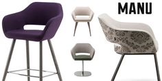 Manu Range - Satelliet UK - Contract Furniture for UK Hospitality Industry.