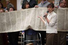 Simchat Torah at Shaare Emeth - St. Louis Jewish Light: Home