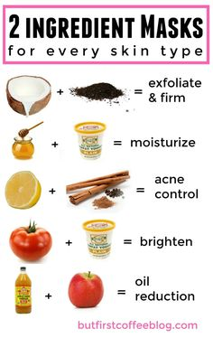 Different Homemade Easy Face Masks for Skin Exfoliation - HubPages At Home Face Mask, Easy Face Masks, Homemade Face Masks, Diy Face Mask, Home Made Hair Mask, Connecticut, Gesicht Mapping, Homemade Coffee Scrub, Coconut Oil Facial
