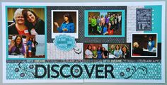 layout by Shelly Nemitz using CTMH Chalk It Up paper