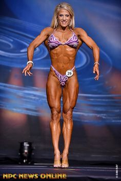 Whitney Jones 2013 IFBB Europa Phoenix Pro