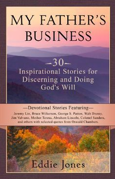 Christmas Devotional - My Father's Business: Motivational Self-help Devotional for Finding God's Will For Your Life (A Matchbook Services Christian Living Spirituality Gift Idea) by selected quotes by) Oswald Chambers, http://www.amazon.com/dp/B009I4P9X2/ref=cm_sw_r_pi_dp_NLWFsb0J2F548
