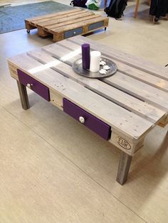 Great Scandinavian Furnitures Made From Pallets | My desired home