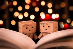 Learning with Danbo by Hasan Bryiez