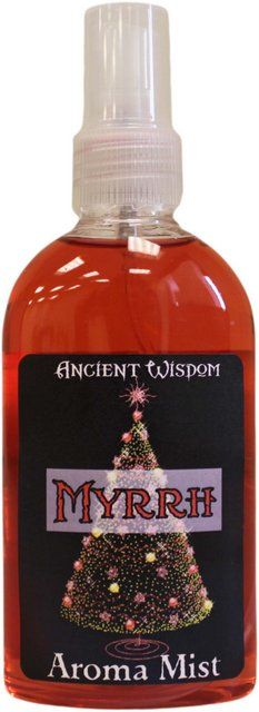 Buy Christmas AW Aroma-Mist - Myrrh wholesale at ancientwisdom.biz