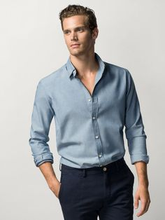 Tuxedos, Chemise pour homme and Chemises on Pinterest