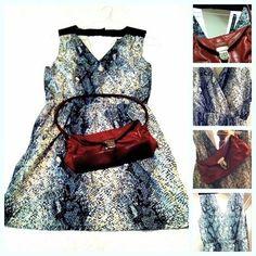 Walter Baker Multicolor Dress
