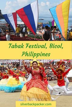Tabak Festival, Tabaco, Albay, Philippines