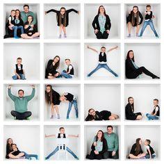 box photo shoot