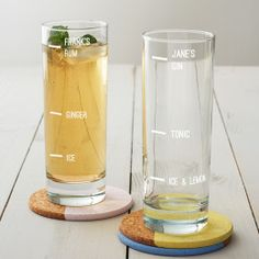 Pour yourself a large one with our Personalised Large Measures Hi Ball Glass. Personalise each measure line of this hand etched hi ball glass, to create a truly unique, original gift idea. Personalized Gifts For Her, Customized Gifts, Luxury Gifts For Women, Stationary Box, Gin Gifts, Unique Home Accessories, Online Gift Shop, Champagne Glasses, Messages