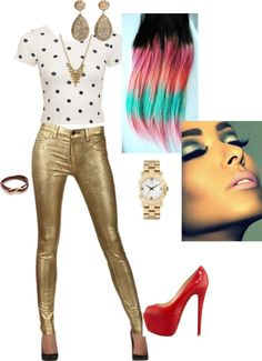 """Unique is Chic"" by graycen on Polyvore"