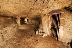 ╬  Friche prison Saint Joseph Lyon grille escalier
