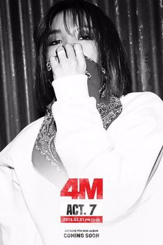 4minute are the definition of badass in 'Act.7' jacket images | allkpop.com