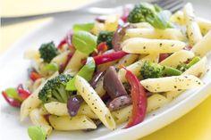 Molhos rápidos para massas - molho com legumes
