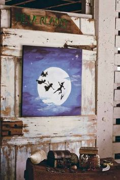 40 Pictures of Cool Disney Painting Ideas 22