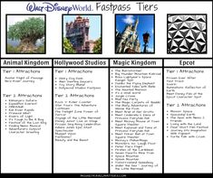 What are the Walt Disney World participating FastPass+ attractions and how does this all work? We will look at how and what to schedule.