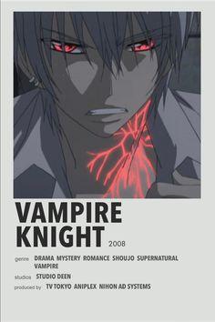 Anime Ai, Film Anime, Anime Titles, Otaku Anime, Animes To Watch, Anime Watch, Vampire Knight, Anime Websites, Poster Anime