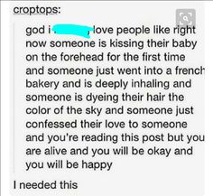 This is some real cute tumblr magic goin on there