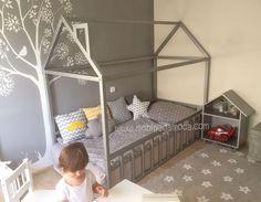 Beşik|Bebek odası|Büyüyen beşik|izmir bebek odası|izmir çocuk odası|Ranza|Bebek|bebek odası|çoçuk odası|beşik izmir|ranza|yer yatağı|montessori yatağı|çocuk odası|montessori yer yatağı|kişiye özel tasarım|izmir çocuk odası|genç odası|Montessori ~ Montessori EV Çatılı Yer Yatağı Bacalı