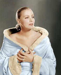 Beautiful photo of Greta Garbo