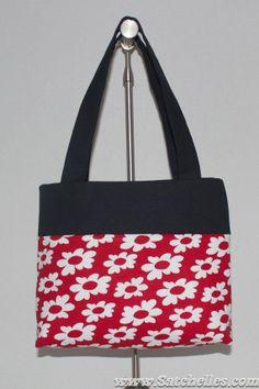 Canvas Handbag by Satchelles on Etsy, $40.00